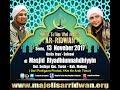 Live Streaming Majelis Ta'lim Wal Maulid Ar Ridwan dari Masjid Riyadhlunnahdhiyin Turen  Kab.Malang