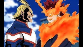 Boku No Hero Academia - All Might vs Endeavor