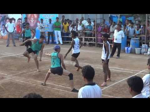 Atya Patya - Tamilnadu Vs Maharashtra - Semi Final Match In 27th Mens Senior National Aug 2012 video