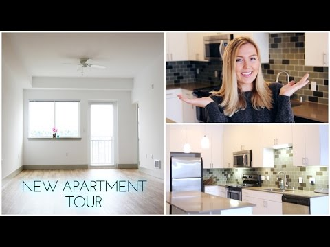 NEW APARTMENT TOUR | A First Look