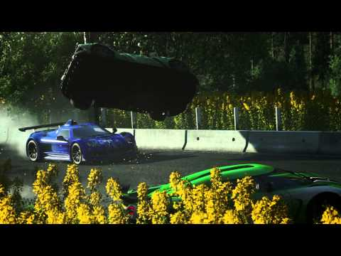 #DRIVECLUB - All Action Trailer PS4 exklusiv