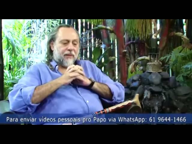 Caio, sua filha Bruna e Bráulio comentam a entrevista do Caio ao Pânico, na rádio Jovem Pan.
