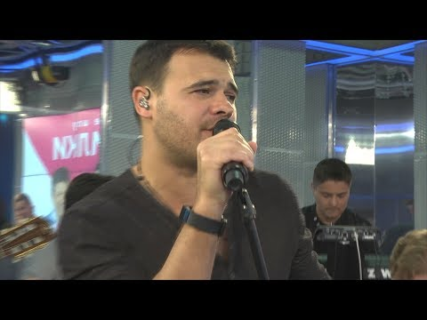 Emin  –  Сбежим В Баку (#LIVE Авторадио)
