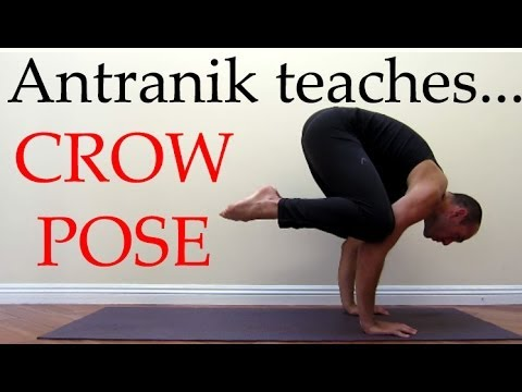 If you have trouble holding the Crow Pose (aka Frog Stand ...