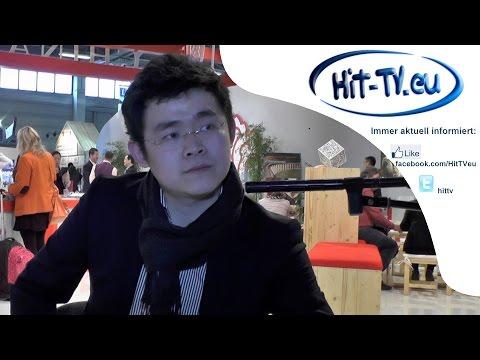 ITB 2015 Radio XY Interview mit Yang Yulong, Hainan Airlines