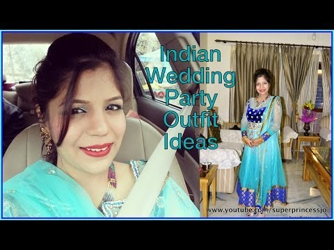 Indian Wedding Party Outfits,Anarkali Suit,Bandhani Saree,Indian Gold Jewellery Collection
