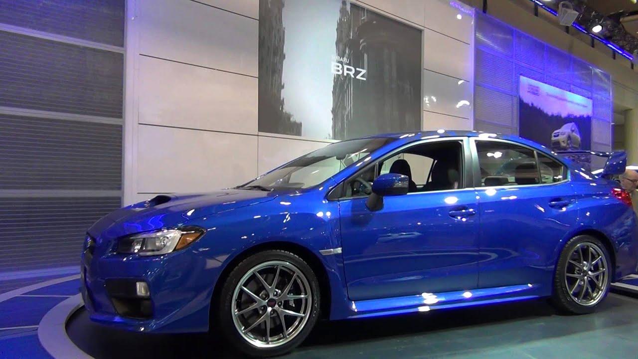 Subaru Wrx Sti World Rally