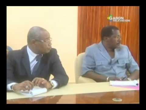 Marie Francoise Dikoumba rencontre le comité technique nationale de l ...