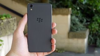 Blackberry DTEK 50 unboxing and first impressions