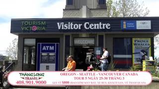 VIETV SFO COM THANG LONG TRAVEL TOUR OREGON SEATTLE CANADA 60s HD 021716