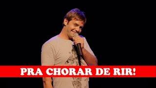 FÁBIO RABIN - MELHORES MOMENTOS - STAND UP COMEDY 2/2