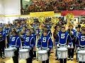 Carl Sandburg High School Drumline @ Jr High tour