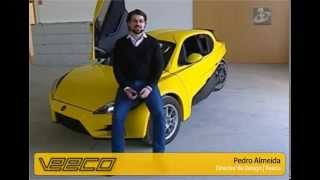 Veeco - Portuguese High Efficiency Electric Car
