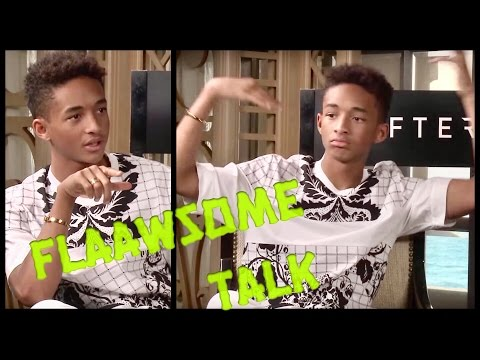 Jaden Smith keeps his inner circle tight as a cherio