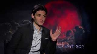 The Seventh Son: Ben Barnes Official Movie Interview