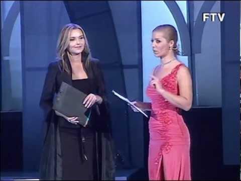 Hazim Begagić Nikolina  i Sanja u programu @ Miss BiH 2005