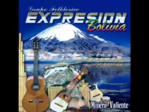 lo ultimo en musica nacional primicia 2012 grupo folklorico expresion bolivia linda llamerita