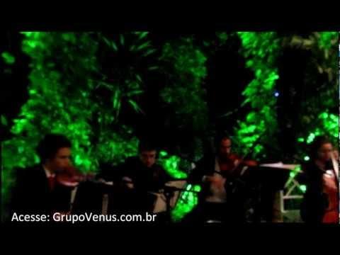 Ao Único - Aline Barros - Música Instrumental Casamento Evangélico