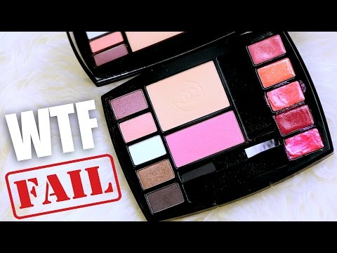 $95 CHANEL MAKEUP FAIL ... WTF | First Impressions