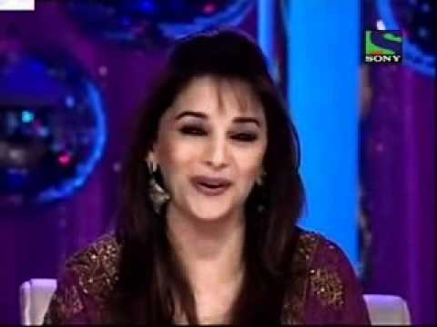 Akhiyan Milau Kabhi Akhiyan Churau - Madhuri Dixit On Jhalak Dikhla Ja video