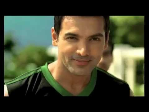 John Abraham in Garnier Men PowerLight 2012 n...