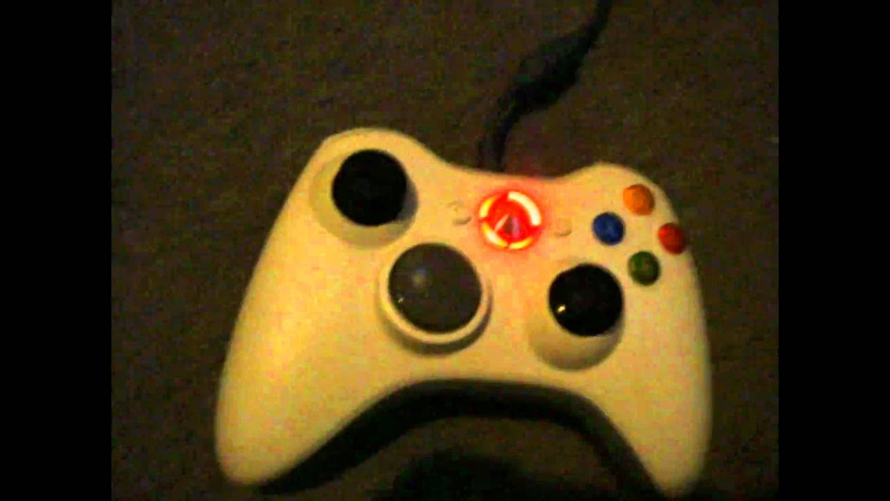 Xbox  Red Ring Fix Youtube