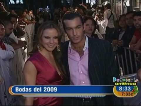 Las bodas más famosas del 2009