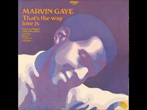 Marvin Gaye Thats the Way Love Is (Cover version by Dougie Whittle...