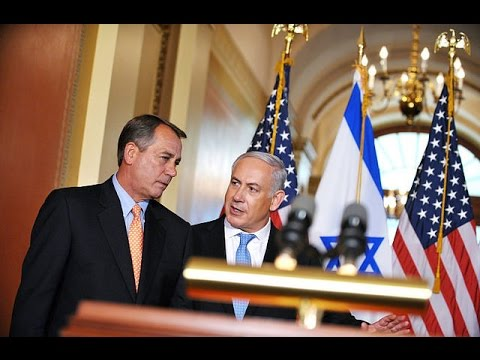 Obama shuns Israel so USA John Boehner goes to Israel shows USA unwavering Support Breaking News