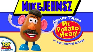 Toy Story Collection Mr. Potato Head Re-Do Review | MikeJEHMSZ