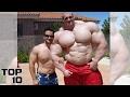 Top 10 Strongest Men