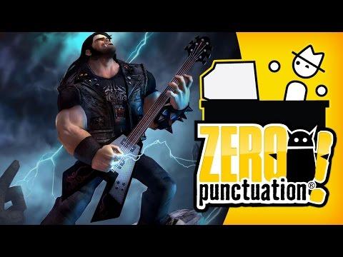 BRUTAL LEGEND (Zero Punctuation)