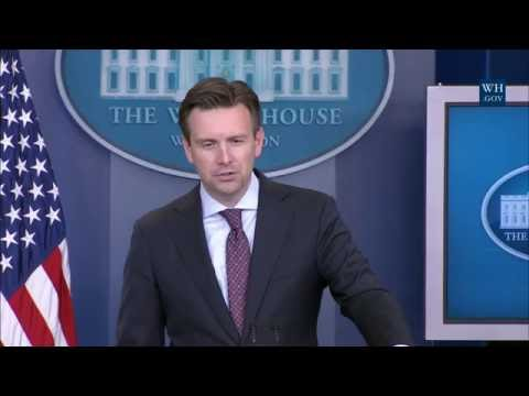 7/20/16: White House Press Briefing