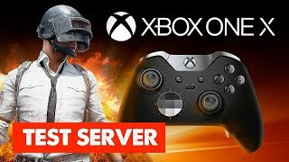 PUBG XBOX ONE X // TEST SERVER // Battlegrounds Best Solo, Duo & Squad Live Stream Gameplay