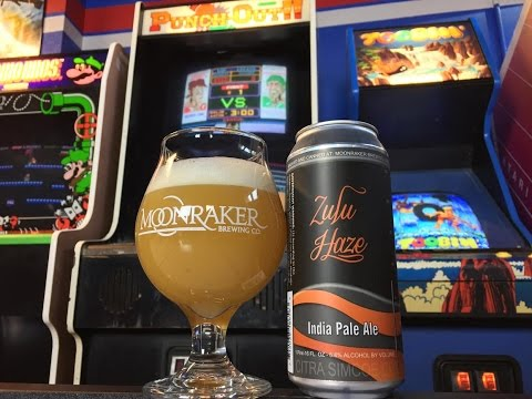 Moonraker brewing