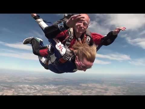 Tandem Skydive ENPC March 2017