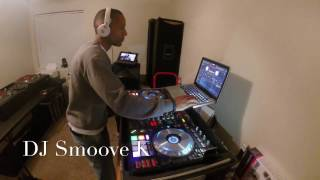 DJ Smoove K Live Hip Hop Freestyle Mix 2 (Serato)
