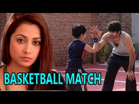 Arnav ACCEPTS BASKETBALL CHALLENGE with Sheetal in Iss Pyaar Ko Kya Naam Doon 30th October 2012