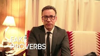 Fake Proverbs with Fred Armisen