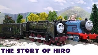 Thomas The Train HIRO Story Toy Trains for kids & children Hero Of The Rails Story Play Doh TT4U