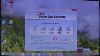 Download Data Recovery Software Free MiniTool Power Data