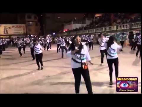 Tinkus  Huajchas (Ultimo Convite Carnaval Oruro 2015)