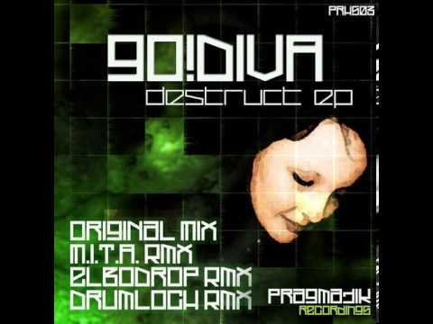 GO!DIVA - Destruct (M.I.T.A. Re-Konstrukts Remix)