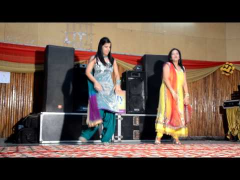 Ladies Sangeet Group Dance