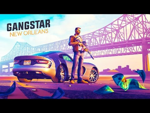Gangstar New Orleans GTA5 от Gameloft ПЕРВЫЙ ВЗГЛЯД (iOS / Android)