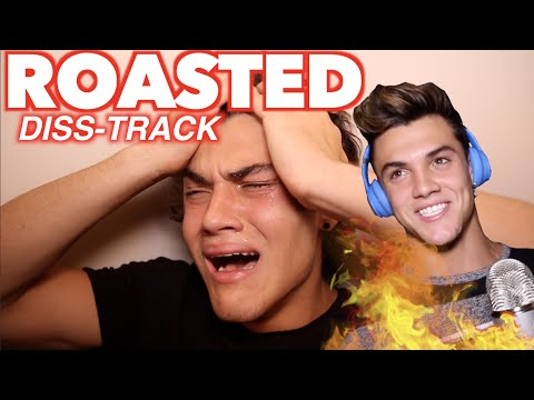 ROASTING EACH OTHER!!? (DISS TRACK)