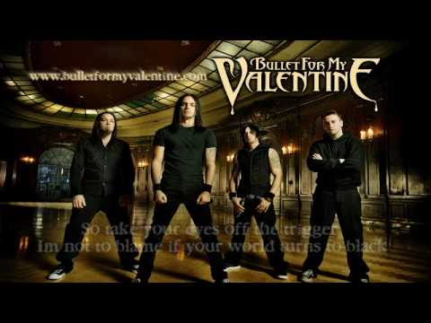 Bullet for my Valentine - Your Betrayal *Lyrics* (New song 2010 / Good