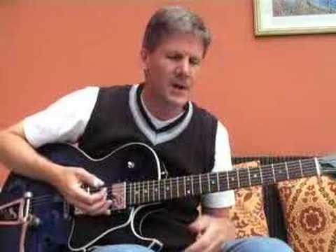 Rockabilly - Fast Eddie - PtVI - Scotty Moore Tuition
