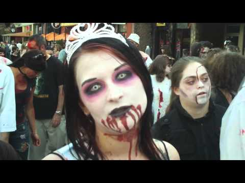 Knoxville Zombie Walk 2010