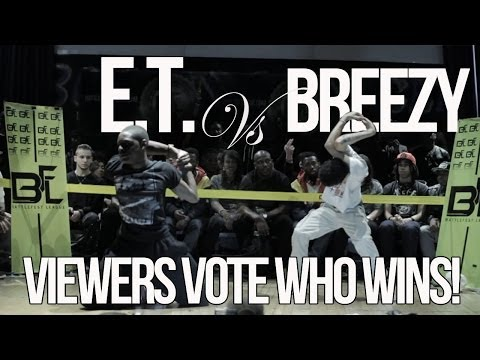 E.T. vs Breezy | Season 7 BF25 | BattleFest Online TV
